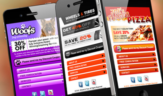 Mobile Website Design Agency